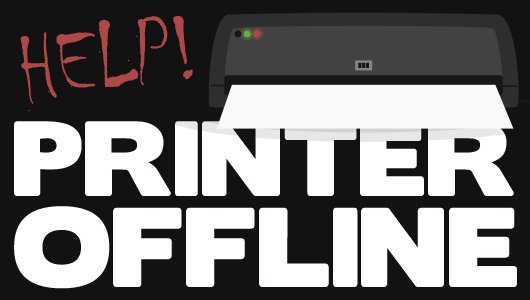 Help! Printer Offline. | Printer Cartridges and Recycling Blog