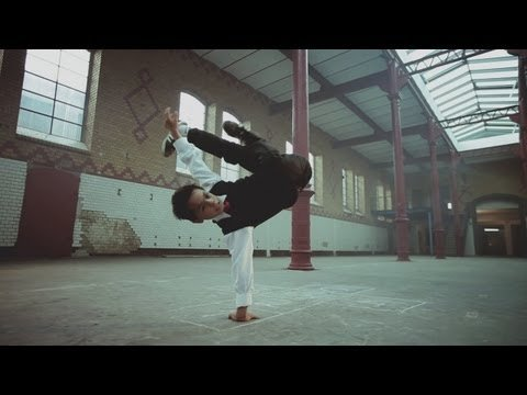 With A Piece Of Chalk - The Making of a Breakdancer
