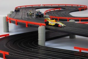 AFX Slot Cars Sets Are Great Fun