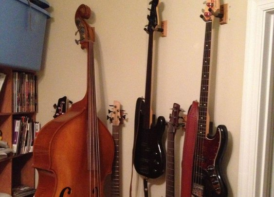 Bass collection.