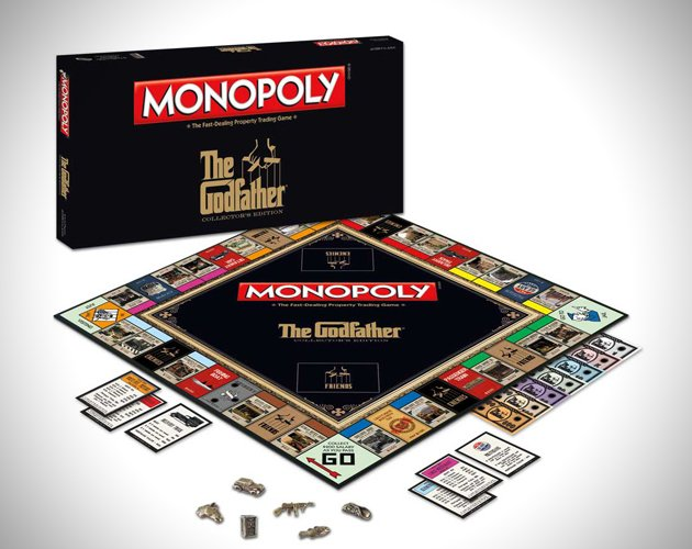 Godfather Monopoly | That Should Be Mine