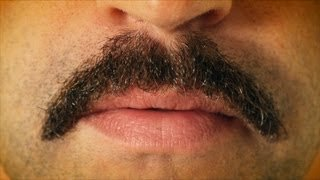 How To Kill a Mustache - YouTube