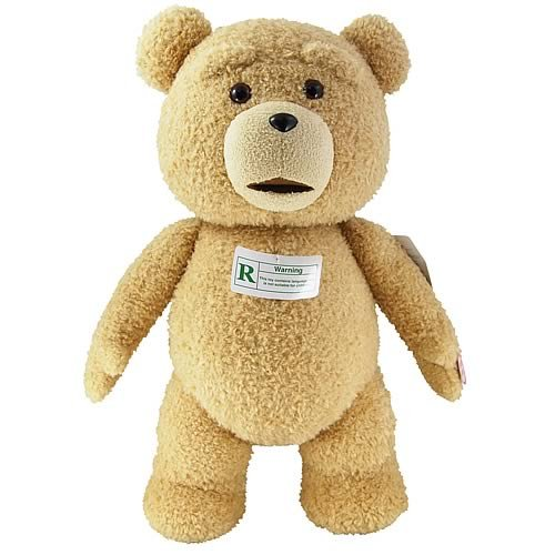 Ted Plush Bear   That Should Be Mine