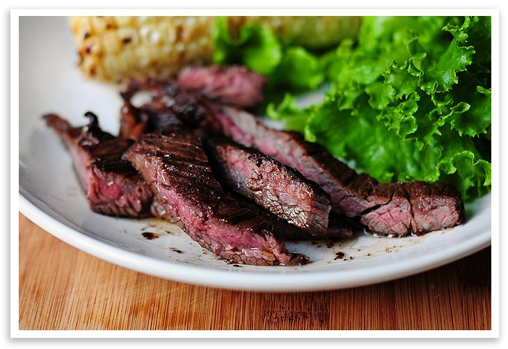 Skirt Steak | She Wears Many Hats
