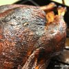 2012 Thanksgiving Bird Journal: Garlic and Black Pepper Smoked Turkey.