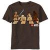 ThinkGeek :: Star Wars Lego Abbey Road