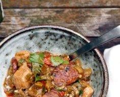 Chicken & Sausage Gumbo « local kitchen