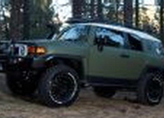 Xplore Toyota FJ Cruiser Sales, Auction to Benefit National Park Foundation - Auto News - Truck Trend