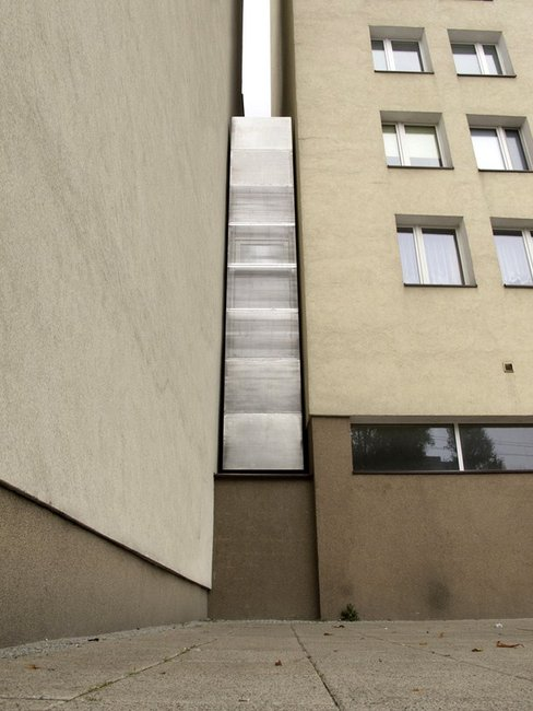 The amazing thinnest house in the world