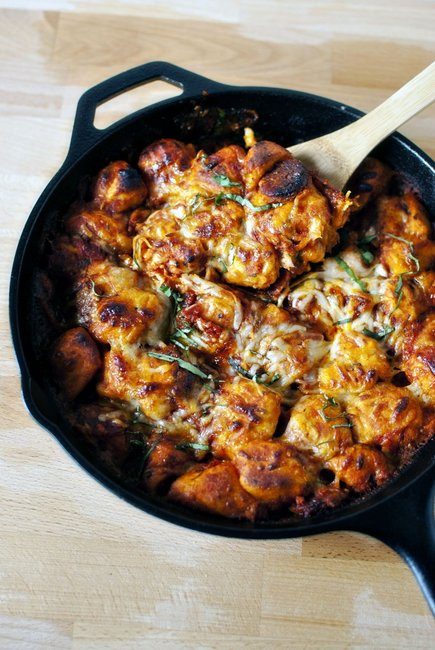 Quick Dinner Fixins: Bubble Up Pizza