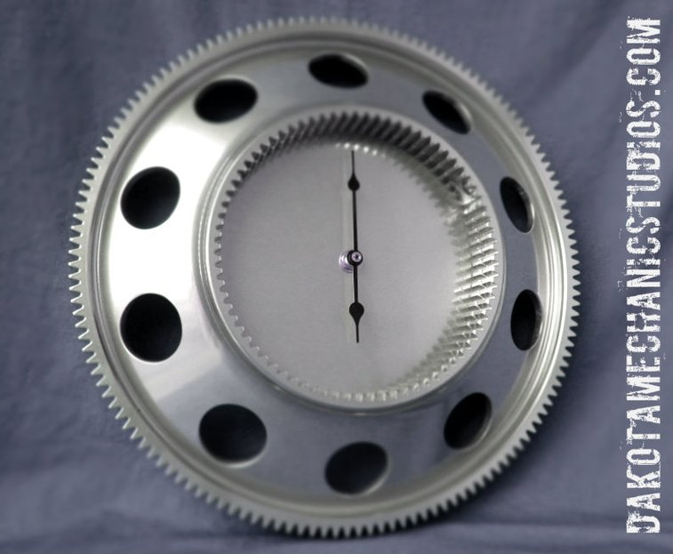 Pratt Whitney R 2800 Double Wasp Reduction Bell Gear Clock F4U Corsair DC 6 | eBay