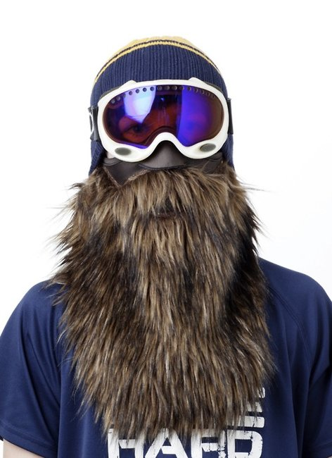Skiing Beards | That Should Be Mine