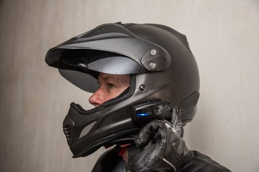 Review: Sena's SMH10 universal Bluetooth helmet intercom