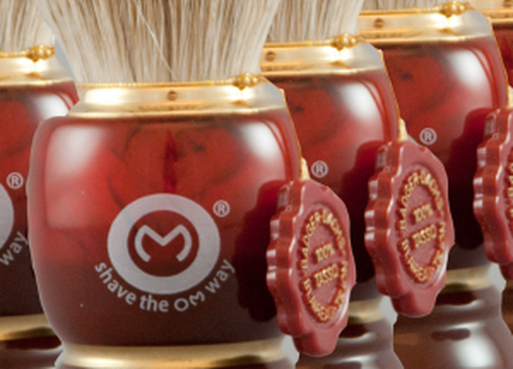 Shaving Brush Series: Part 2 - Uomo Modern Barber - Victoria Barber