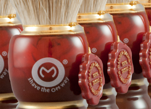 Shaving Brush Series: Part 2 - Uomo Modern Barber - Victoria Barber