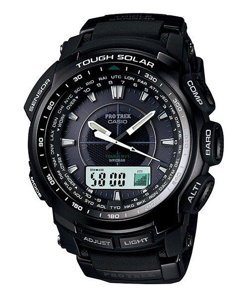 Protrek PRW5100-1 Solar Watch — The Man's Man
