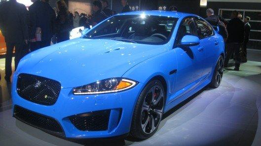 Jaguar introduces its fastest, most powerful sedan ever
