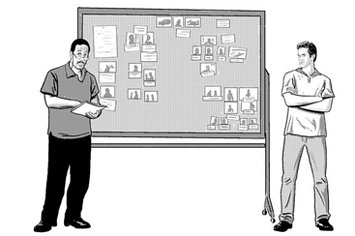 "52 Characters From ""The Wire,"" Illustrated"