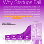 Why Startups Fail | Visual.ly