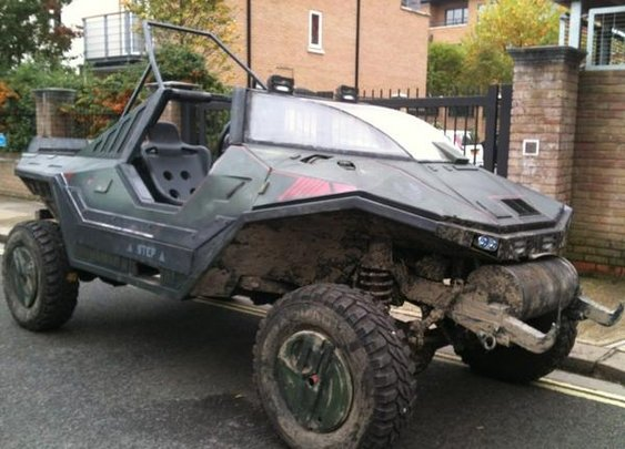 Halo Warthog for sale