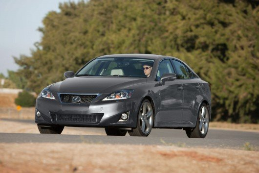 New Lexus IS to debut at the 2013 Detroit Auto Show