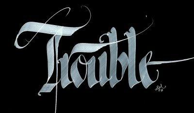 brilliant arrogance: Best In The Business   Calligraffiti by Niels Shoe Meulman