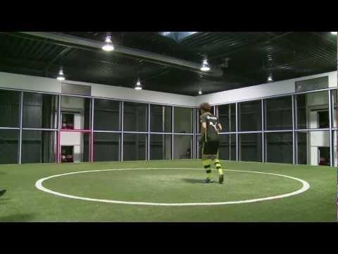 Borussia Dortmund Showcase The Footbonaut