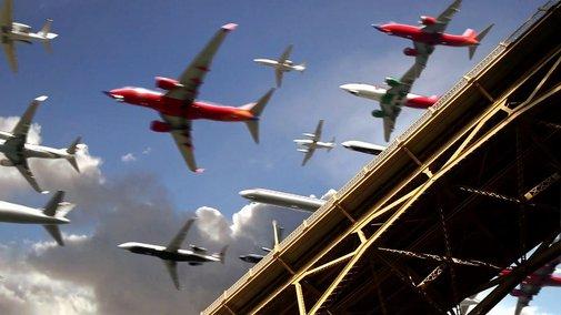 Landings at San Diego Int Airport Nov 23, 2012 on Vimeo
