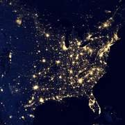 Stunning Nasa Images Show 'Earth Never Sleeps'