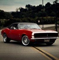 Fancy - 1967 Chevy Camaro