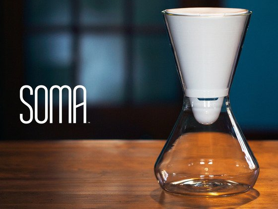 Soma: Beautifully innovative all-natural water filters by Soma — Kickstarter