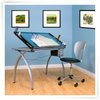 Studio Designs Glass Top Futura Drafting Table - Drafting Tables at Hayneedle