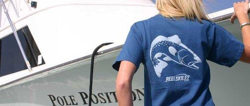 Fishing T-Shirts, Fishing Shirts & Fishing Hats - Reel Skillz Gear