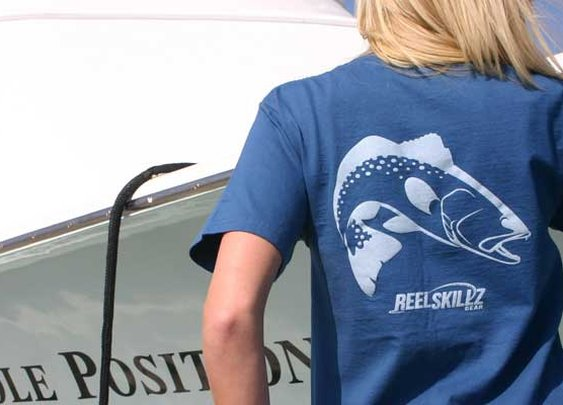 Fishing T-Shirts, Fishing Shirts & Fishing Hats - Reel Skillz Gear