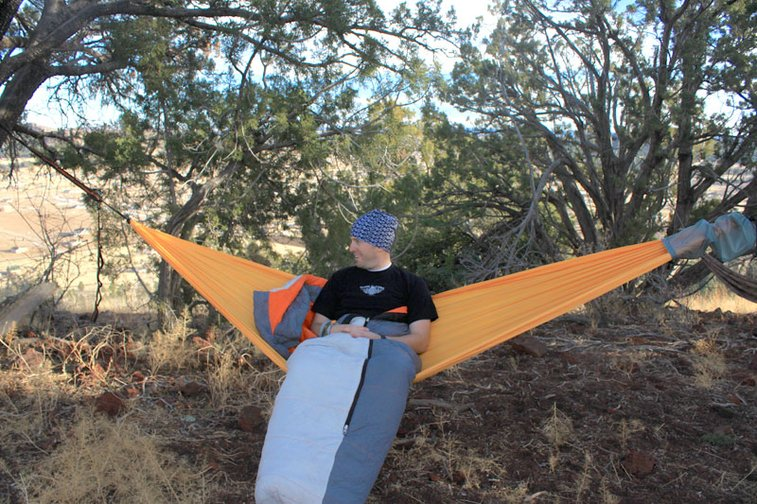 Winter Hammock Camping -- Staying Warm On Top | Your Camping Expert