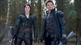 Hansel & Gretel: Witch Hunters Official Movie Trailer - YouTube
