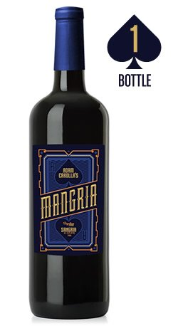 Mangria: Adam Carolla's Signature Orange Sangria