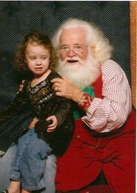 Very sketchy santa