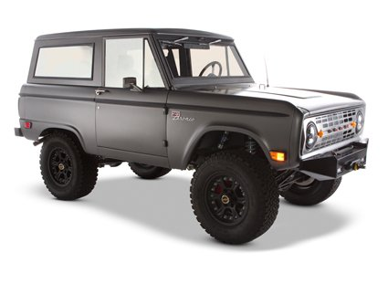 Custom Bronco | ICON