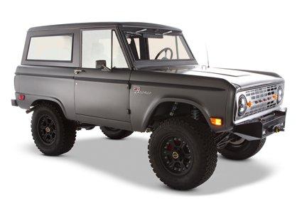 Custom Bronco   ICON