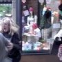 Scare Prank: Snowman Holiday Shopping Fun - YouTube