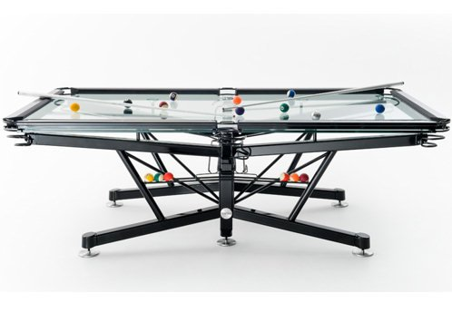 Glass Pool Table | That Should Be Mine