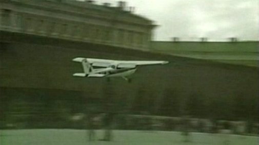 BBC News - Mathias Rust: German teenager who flew to Red Square