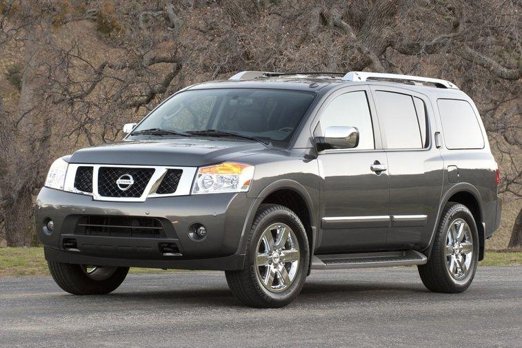 2013 Nissan Armada: New Car Review - AutoTrader.com