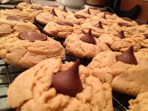 Soft and Chewy Peanut Butter Cookies | Chasing Supermom