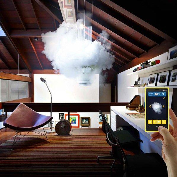 Cloudy Home