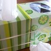Attach an Empty Tissue Box to a Full One for a Built-In Disposal Solution