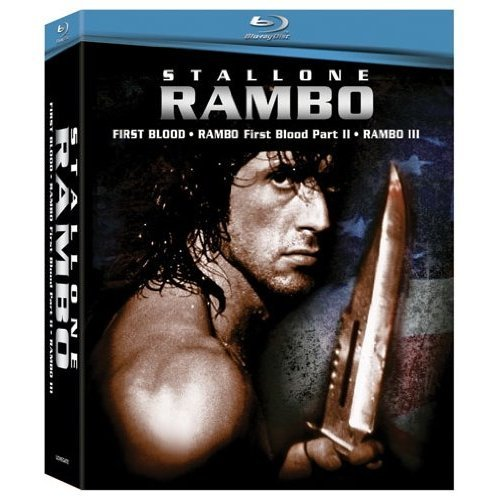 Rambo Box Set.  Boom.