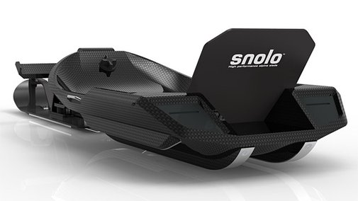 Snolo Carbon Fiber Sled | That Should Be Mine