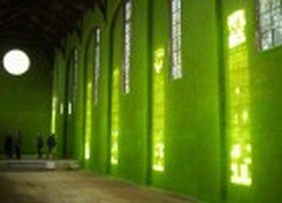 Living Grass Walls
